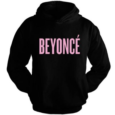 Moletom Beyoncé estampa Rosa