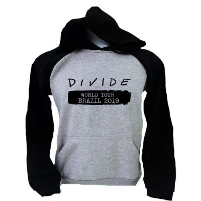 Moletom Raglan Ed Sheeran – Divide Tour