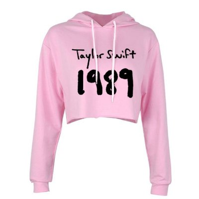 Moletom Cropped Taylor Swift – 1989