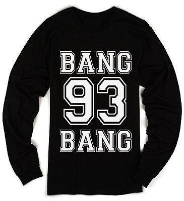 Manga Longa Ariana Grande – Bang Bang