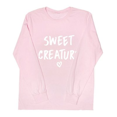 Camiseta Manga Longa – Harry Styles – Sweet Creature