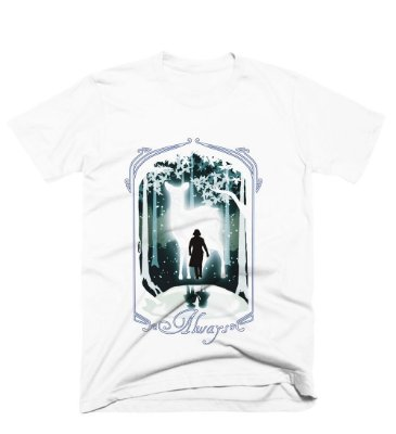 Camiseta Harry Potter – Severo Snape Always