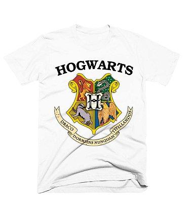 Camiseta Harry Potter – Hogwarts Logo