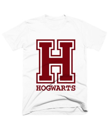 Camiseta Harry Potter – Hogwarts H