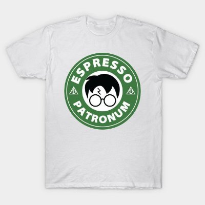Camiseta Harry Potter – Starbucks Harry