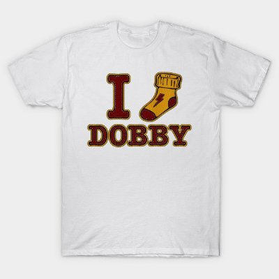 Camiseta Harry Potter – I love Dobby