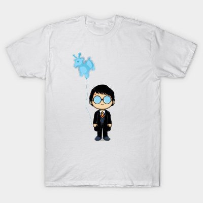 Camiseta Harry Potter – Harry Baloon