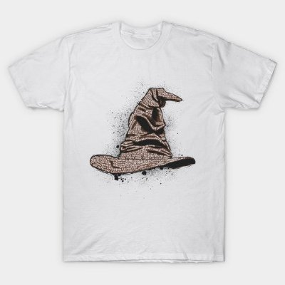 Camiseta Harry Potter – chapeu Seletor