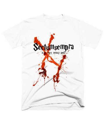 Camiseta Harry Potter – Sectumsempra