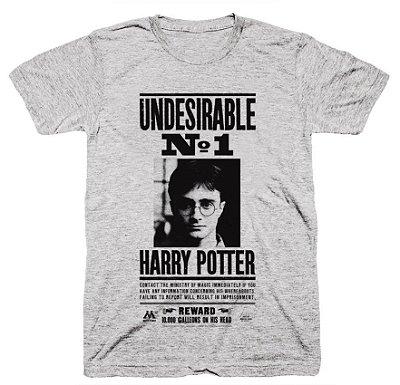 Camiseta Harry Potter – Procurado