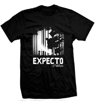 Camiseta Harry Potter – Expecto