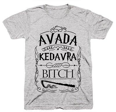 Camiseta Harry Potter – Avada Kedavra