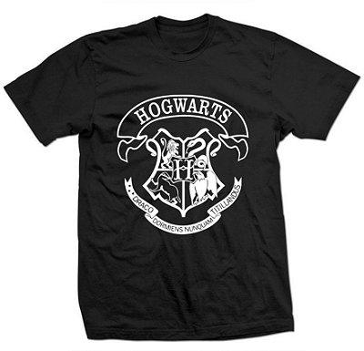 Camiseta Harry Potter – Logo Hogwarts