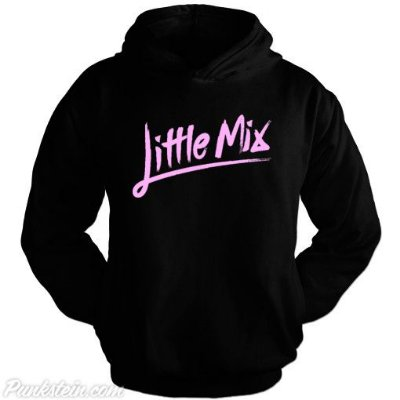 Moletom Little Mix Estampa Rosa