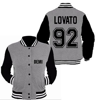 Moletom College Demi Lovato – Lovato 92