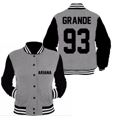 College Ariana Grande - Grande 93