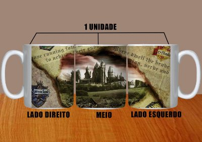 Caneca Harry Potter Mod 3