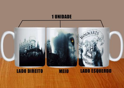 Caneca Harry Potter Mod 4