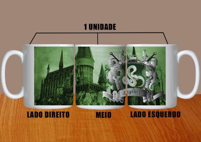 Caneca Harry Potter Mod 6