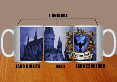 Caneca Harry Potter Mod 8