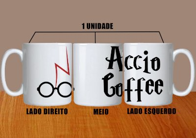Caneca Harry Potter Mod 9
