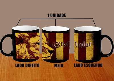 Caneca Harry Potter Mod 10
