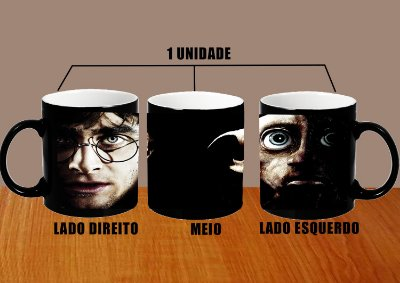 Caneca Harry Potter Mod 11