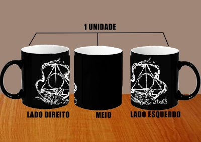 Caneca Harry Potter Mod 13