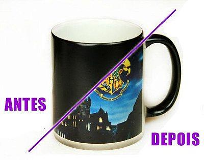Caneca Magica – Hogwarts