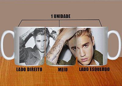 Caneca Justin Bieber – Modelo 08