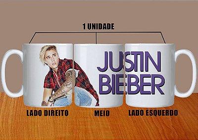 Caneca Justin Bieber – Modelo 09