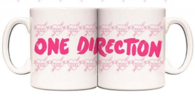 Caneca One Direction – Modelo 3