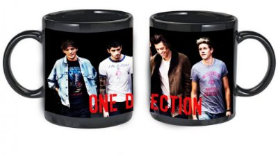 Caneca One Direction – Modelo 7
