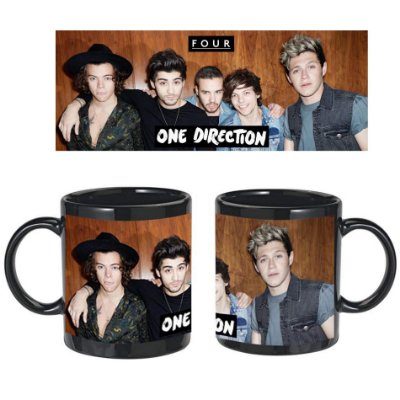 Caneca One Direction – Modelo 8