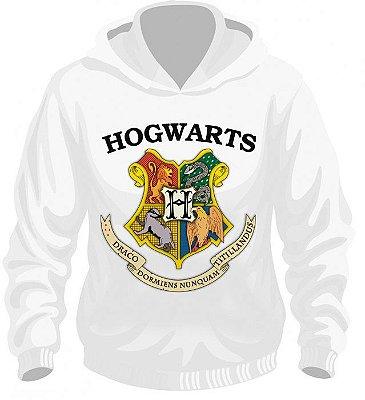 Moletom Harry Potter – Logo Hogwarts