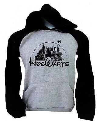 Moletom Raglan – Hogwarts Disney