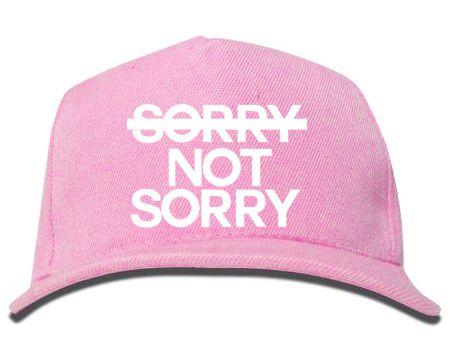 Boné Demi Lovato – Sorry Not Sorry