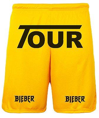 Bermuda Masculina Stadium Tour – Justin Bieber