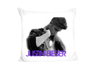 Almofada Justin Bieber – 1