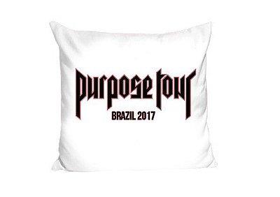 Almofada Justin Bieber – Purpose