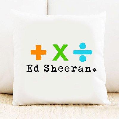 Almofada Ed Sheeran Álbuns