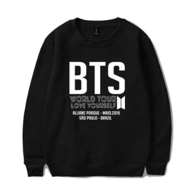 Moletom BTS World Tour - 2 - -