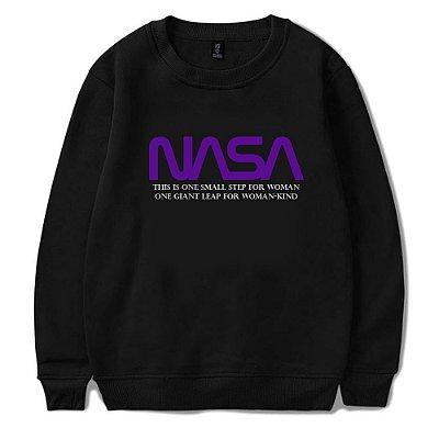 Moletom Ariana Grande - NASA Frente -