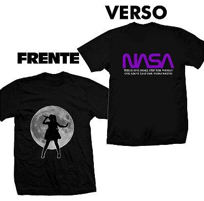Camiseta Ariana Grande - NASA