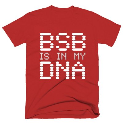 Camiseta BackSreet Boys - My DNA