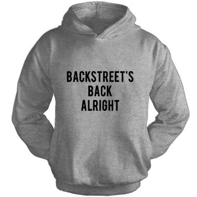 Moletom BackStreet Boys - Alright