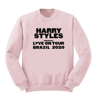Moletom Harry Styles - Love on Tour 2020