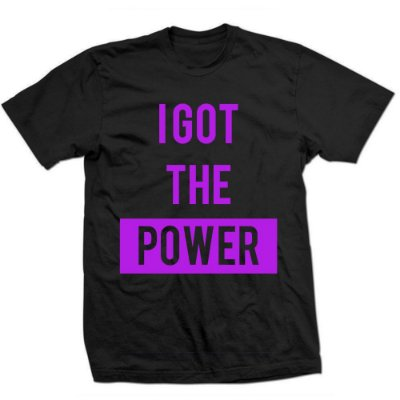 Camiseta Little Mix - I got the Power