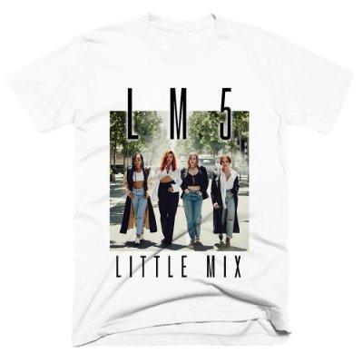 Camiseta Little Mix - 4