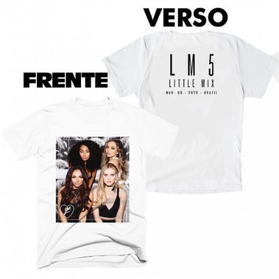 Camiseta Little Mix - 1 tour